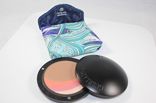 Guerlain Guerlain Эмилио Пуччи Terra Azzurra Bronzing Powder & Blush Bronzing Powder & Blush