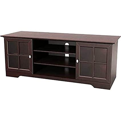 Amazoncom Z Link Zl621060su Tv Stand For 60 Inch Tv Wood Home