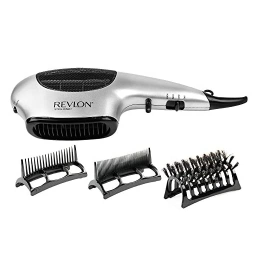 Revlon Perfect Heat 1875W Fast Dry Multi-Styler - 41nFcoQsxPL - Revlon 1875 Watt 3-in-1 Styling Hair Dryer
