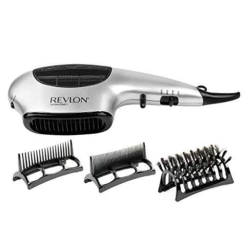 - Revlon 1875 Watt 3-in-1 Styling Hair Dryer