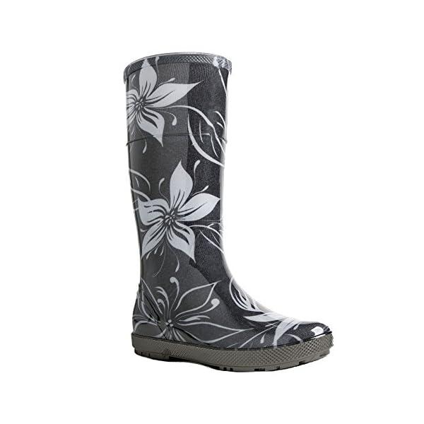 Demar – Stivali di gomma impermeabili Hawai Lady Exclusive