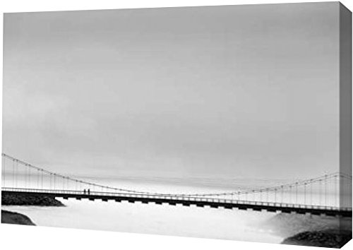 the-bridge-by-markus-kuhne-13-x-20-gallery-wrapped-giclee-canvas-art-print-ready-to-hang