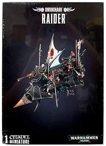 Amazoncom Warhammer 40k Drukhari Raider Toys Games