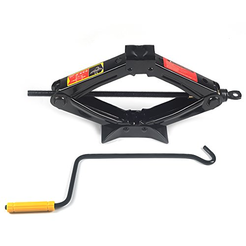 Why Choose Fasmov Scissor Jack-1.5 Ton,Black