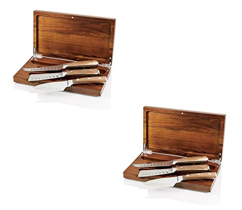 Tridente Cheese Tools, Set of 2