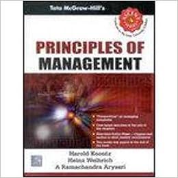 Koontz Principles Of Management Ebook