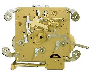 Hermle 350-020 Westminster Chime Mantel Clock Movement