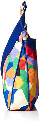 Up Pop Lighten Art Slim Crossbody Polyester Vera Bradley qYRBwxE