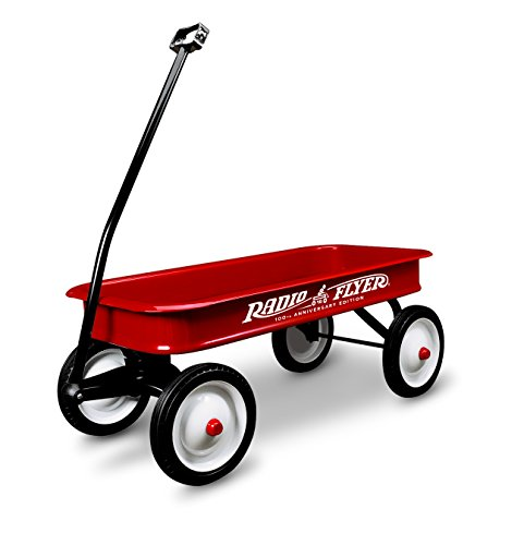Radio Flyer Classic Red Wagon - 100th Anniversary Edition