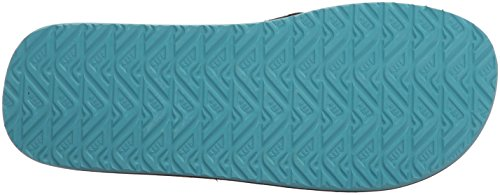 Reef Mens Ht Prints Sandal Girl Aqua