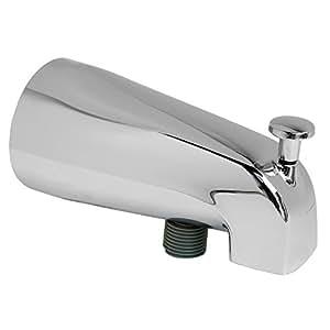 Lasco 08 5721 Slip Fit Diverter Tub Spout With Personal
