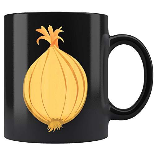 Onion Halloween Costume Mug Coffee Mug 11oz Gift Tea Cups 15oz -