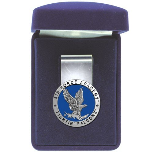 (Heritage Pewter Air Force Academy Falcons Money Clip)