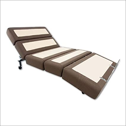 Adjustable Bed Base >> Amazon Com Rize Contemporary Fully Electric Adjustable Bed Base