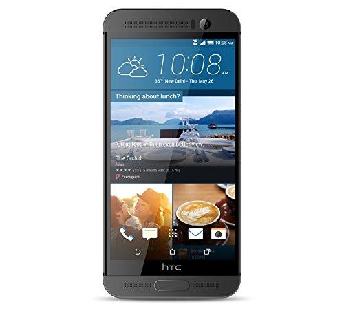 HTC One M9+ Prime Camera Edition Gunmetal Grey  Smartphones