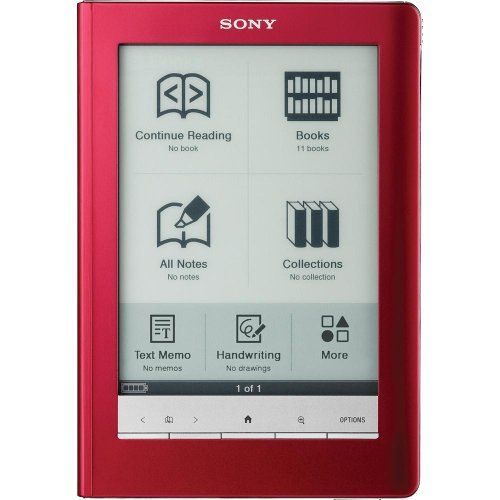Sony Digital Reader Touch PRS600RC