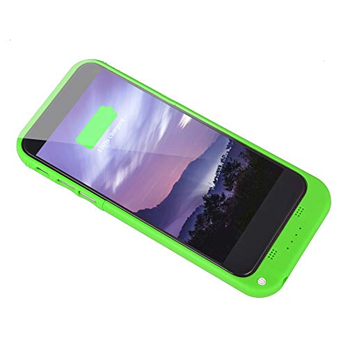 Btopllc Battery Charger Cases Power Bank iPhone 6/6s, Green