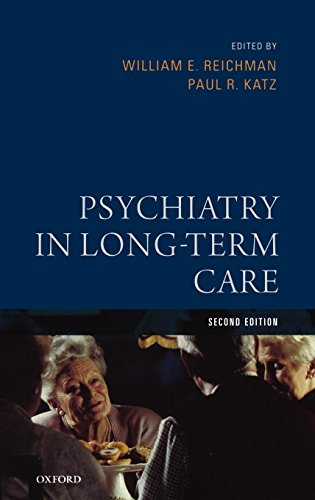 Image for publication on Psychiatry In Long-Term Care, 2nd Edition