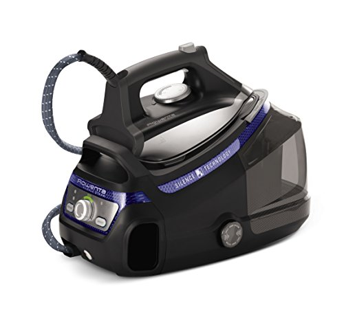 Rowenta DG8962 Silence Steam High Pressure Steam Generator Iron, 2400 Watt,...