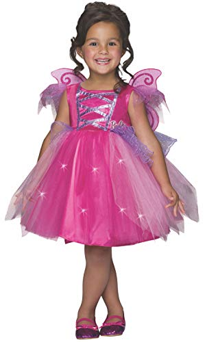 Barbie Light-Up Fairy Dress Costume, Child's Medium -