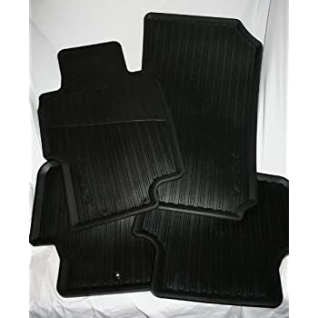 Amazon Com 2003 2008 Acura Tsx Oem All Season Floor Mats