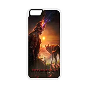 Game Phone Case Metal Gear Solid V The Phantom Pain For iPhone 6 Plus 5.5 Inch NP4K03053