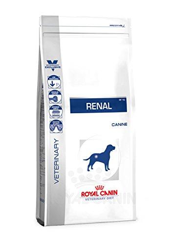 ROYAL CANIN Renal Trockenfutter Hund – Diätfutter bei Nierenproblemen 2kg