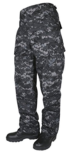 Zipper Fly Bdu Pants - 2