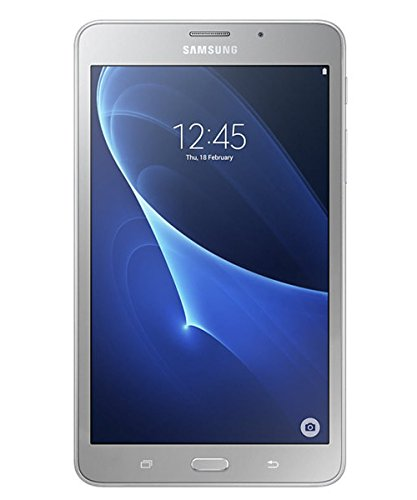 Samsung Galaxy Tab A 7'' (2016) SM-T285M- WiFi + Cellular GSM Factory Unlocked International Version - Silver by Samsung