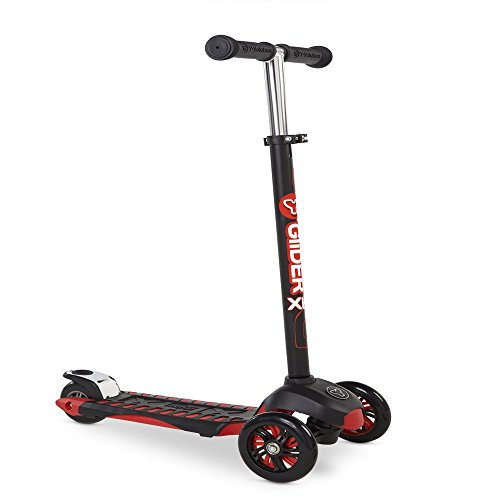 Y Glider 100198 XL Deluxe Ride On (3 Wheel Scooters For Kids)
