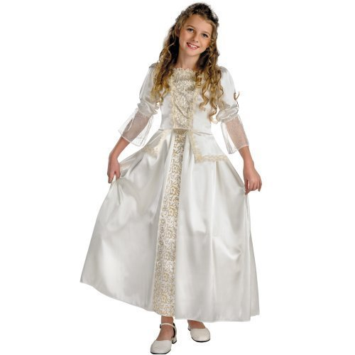 CHILD Size 7-8 - Elizabeth Swann DELUXE Child Dress