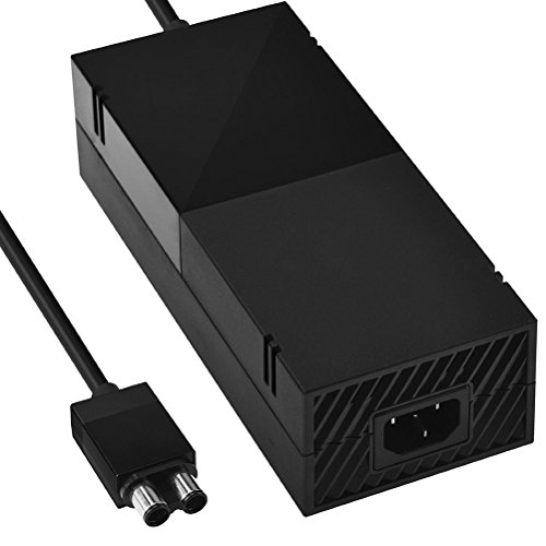 XBOX One Power Supply Cord, (QUITE Version) YTEAM AC ... Xbox One Power Adapter
