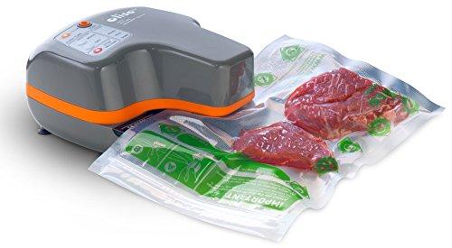 Oliso Pro VS97A Outdoor Smart Vacuum Sealer, Green by Oliso (Image #5)