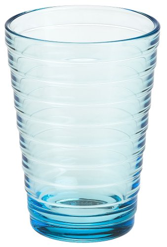 Iittala Aino Aalto 11-3/4-Ounce Light Blue Tumbler, Set of 2