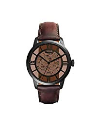 Fossil Men's Townsman-ME3098 Brown Watch