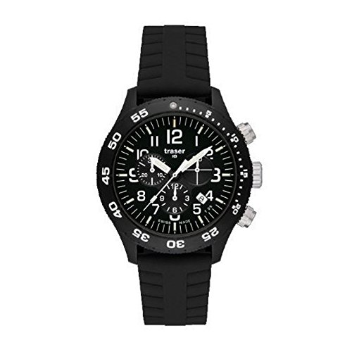 Traser Officer Chronograph Pro Watch P6704.YA3.I2.01