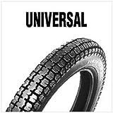 DUNLOP(ダンロップ)バイクタイヤ UNIVERSAL 前後輪共用 2.75-17 4PR チューブタイプ(WT) 107229 二輪 オートバイ用