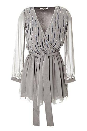 6 shore road wrap dress - 6
