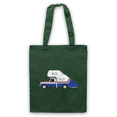 Unofficial Bag Bluth Tote Inspired Stair Dark Car Company Green by Apparel Development Arrested Inspired PPfqz
