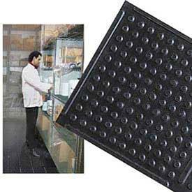 NoTrax Deep Freeze Rubber Anti-Fatigue Mat, 3' X 60' x 3/8