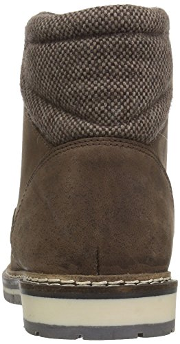 Crevo Mens Brigsdale Fashion Boot Brown