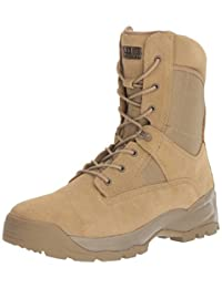 "5.11-12001 Men's A.T.A.C. 8"" Side-Zip Tactical Boot"