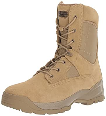 "5.11 Tactical A.T.A.C. 8"" Boot, Coyote, 5 (W)"