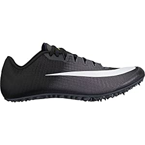 Nike Men's Zoom Ja Fly 3 Track and Field Shoes(Black/White, 13 D(M) US)
