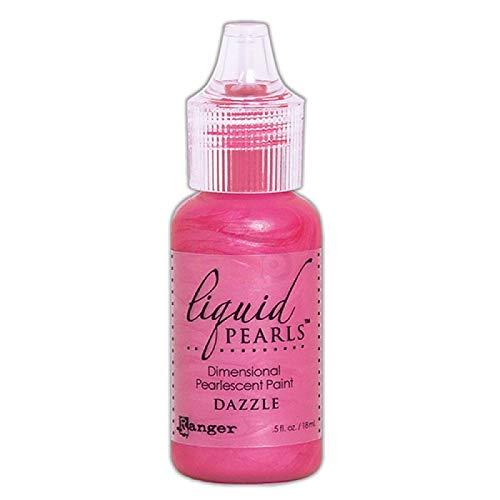 - Ranger Liquid Pearls Paint .5oz - Dimensional Pearlescent Dazzle