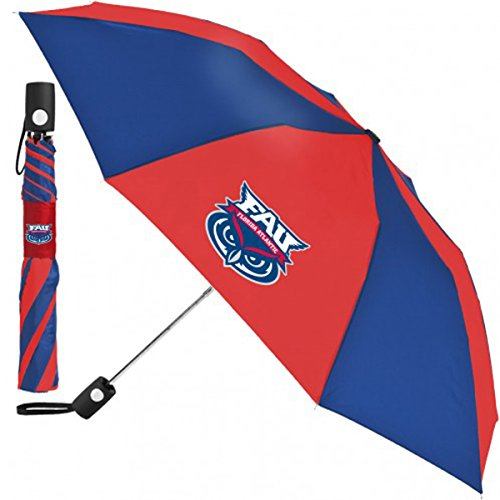 WinCraft Florida Atlantic University FAU Owls Automatic Umbrella, 42 inches ()