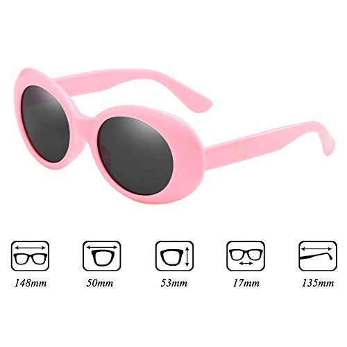 gafas UV400 gafas Clásico de Retro sol Mxssi C2 vintage Clout Mujeres espejo Hombres wtPr8t