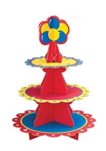 Wilton Primary Cupcake Stand Kit