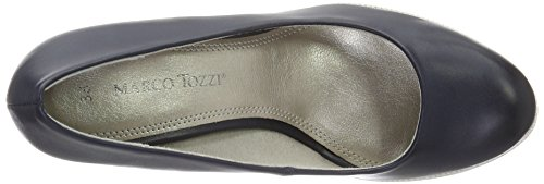 Tozzi 22412 Navy con Blu 892 Scarpe Tacco Donna Antic Marco RdnTwq5vd