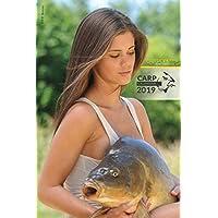 Carponizer Karpfenkalender 2019 - Angelkalender - carp fishing calendar